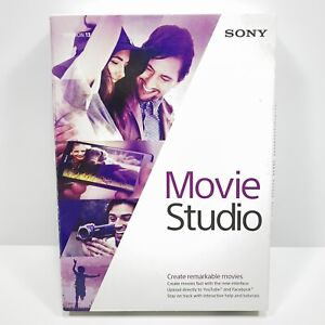 Sony Movie Studio 13 - DVD-ROM - Windows 8 / Windows 7