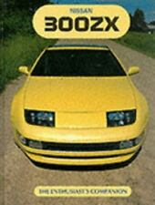 NISSAN 300ZX : The Enthusiast's Companion by Ray Hutton, NEW HARDBOUND 1990 BOOK