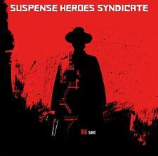 SUSPENSE HEROES SYNDICATE - BIG SHOT (LP) + DLC NEU Ltd. col. SKA PUNK Oxo 86