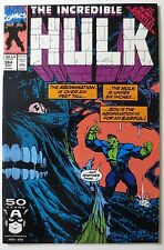 The Incredible Hulk #384 (Aug 1991, Marvel) (C5442) Infinity Gauntlet Crossover