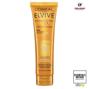 L'Oreal Elvive Extraordinary Oil Nourishing Leave-in-Cream for Dry Hair 150ml