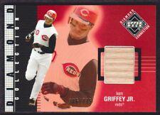 2002 Upper Deck Diamond Connection #415 Ken Griffey Jr. BAT 386/775 Reds