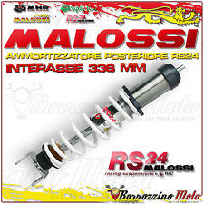 MALOSSI 4614618 AMMORTIZZATORE POSTERIORE RS24 336 mm VESPA PX125 2T euro 0-1
