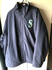 Majestic Seattle Mariners Mens Triple Climate 3-In-1 Jacket 2XL NWOT MSRP$225