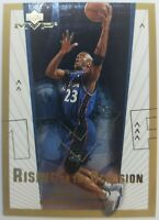 2003 03 Upper Deck MVP Michael Jordan Rising to the Occasion #RO3 Wizards