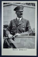 CZECHOSLOVAKIA occ by Nazi GERMANY 1938 Rumburk Liberation+Hitler Propaganda PPC