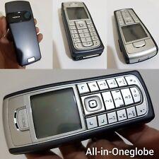 NOKIA 6230i Sbloccato Macchina Fotografica Bluetooth Classico Cellulare marca GSM buona condizione Nuovo