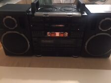 Sharp  CD-X99 Compact Disc Stereo Musik System , Anlage