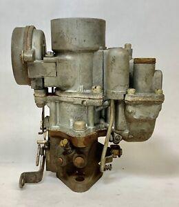1939 & 1940 Pontiac 6 Cylinder Carburetor Carter 494-S 494S Carter Old Rebuild