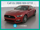 2017 Ford Mustang GT Premium Coupe 2D Air Conditioning Tilt & Telescoping Wheel Dual Air Bags ABS (4-Wheel) AM/FM