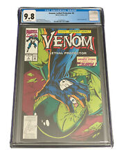 Venom Lethal Protector #3 (1993) CGC 9.8 White Pages (1 of 327 CGC 9.8's) 🔥🕸🔥
