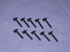 1063 # Lego Figur Zubehör Werkzeug grosser Hammer Schwarz 2 Stück