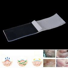 Scar Therapy Remove Trauma Burn Silicon Patch Reusable Acne GEL Skin Repair G*