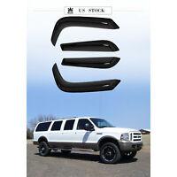 JDM Vent Visors 4pcs Ford Excursion 00 01 02 4-Door Sport Utility