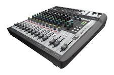 Équipements Soundcraft pour mixage studio