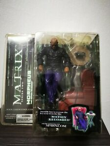McFarlane Matrix Reloaded Series 2 Morpheus on Couch Neo MISB