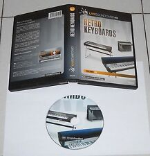 RETRO KEYBOARDS Volume 5 UVI Soundcard Mac Pc 2006 Ultimate Sound Bank Pianos