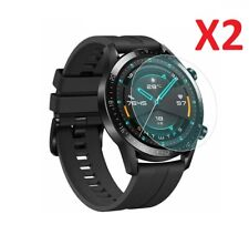 2 X Tempered Glass Screen Protector For Huawei Watch GT 2 46mm