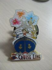 Disney Cruise Line 4th of July Fireworks Light Up Pin WORKS Fab 4 Mickey Goofy