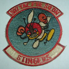 AMERICAN PATCHES-UNITED STATES AIR FORCE 307 TACTICAL FIGHTER SQN VIETNAM PERIOD