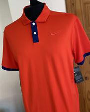 Nike Golf Vapor Solid Polo Shirt (AT8890 634) Size Medium New