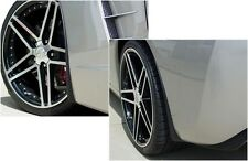 Corvette C6 Genuine OEM GM Accessories Front And Rear Splash Guards 2005-2013