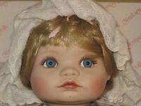"""1989 """"Jessica"""" Heritage Dolls Hamilton Collection by Connie Derek 20 inch"""