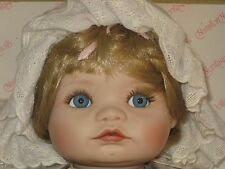 "1989 ""Jessica"" Heritage Dolls Hamilton Collection by Connie Derek 20 inch"