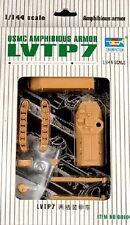 TRUMPETER® 00104 USMC Amphibious Armor LVTP7 in 1:144