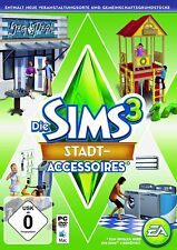 Die Sims 3: Stadt-Accessoires (PC Nur Origin Key Download Code) Keine DVD, No CD