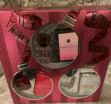 Victorias Secret Bombshell 3 PC Gift Set BS Holiday BS Intense Fragrance Parfum