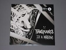 TRANSPLANTS In a Warzone LP New Sealed + FREE CD