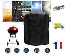 Hesperide - Housse de protection pour BBQ Barbecue Rond avec oeillets Chromés E