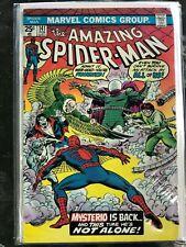 Amazing Spider-Man comics lot of 9 141-149
