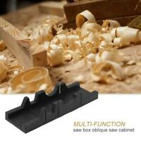 Large Mitre Box For Cutting Coving & Skirting Boards 290 x 95 x 50mm Carpenter