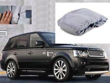 Telo Copriauto telato felpato Land Rover Discovery anno 2001 con Zip Lato Guida