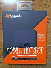 New Boost Mobile Wifi Hotspot Portable LTE Internet Device No Contract Prepaid