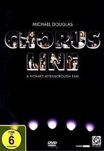 A Chorus Line von Lord Richard Attenborough   DVD   Zustand sehr gut