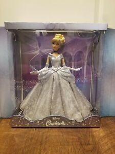 Saks Fifth Avenue Disney Limited Edition Doll Cinderella 17in