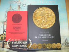 Jasek: Gold Ducats of the Netherlands.Winner NLG award Best Specialized Book UK