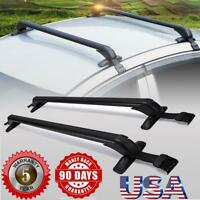 Roof Rack Cross Bar Cargo Carrier OEM Replace For 2018 2019 Chevrolet Equinox