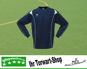 Uhlsport Torwart-Trikot Myhos marine/skyblue Größe XL Neu !