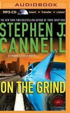 Shane Scully: On the Grind by Stephen J. Cannell (2015, MP3 CD, Unabridged)