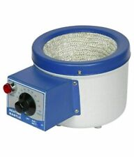 HEATING MANTLE LAB EQUIPMENT WITH UNIVERSAL ADAPTER FREE SHIPPING WORLD WIDE