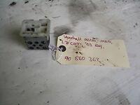 Vauxhall Astra MK4 G 1.7 CDTI 5dr 2003 03 Reg Radiator Fan Resistor