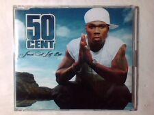 50 CENT Just a lil bit cd singolo PR0M0 3 TRACKS RARISSIMO