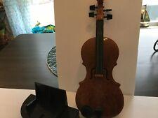 """Unique Music Box Cello Plays """"Ny Ny,Memories,Titanic,My Way & More Press Button"""