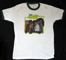 Kool Jazz Festival *Rare* 1980 Vtg L Tour Ringer Shirt Bb King Rick James Chic
