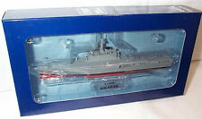 Japan Defence Force Model Ships Ohsumi 1:900 Scale  mib deagostini