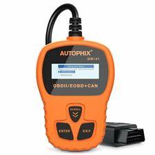 OM121 EOBD OBD2 Scanner Car Engine Light Check Diagnostic Tool Code Reader